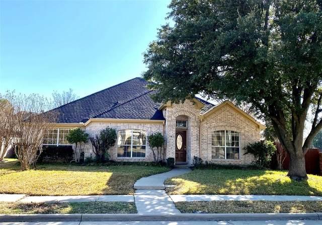 3916 Rolling Hills Drive, Plano, TX 75025 (MLS #14503791) :: The Tierny Jordan Network