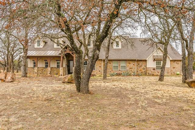211 Glenhollow, Gordon, TX 76453 (MLS #14503887) :: Jones-Papadopoulos & Co