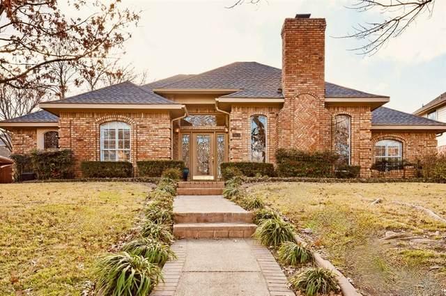 7621 Waasland Drive, Plano, TX 75025 (MLS #14504039) :: The Mauelshagen Group