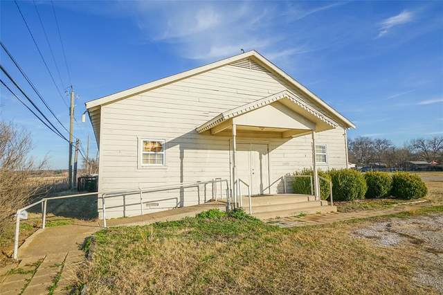 5401 David Strickland Road, Fort Worth, TX 76119 (MLS #14504166) :: The Kimberly Davis Group