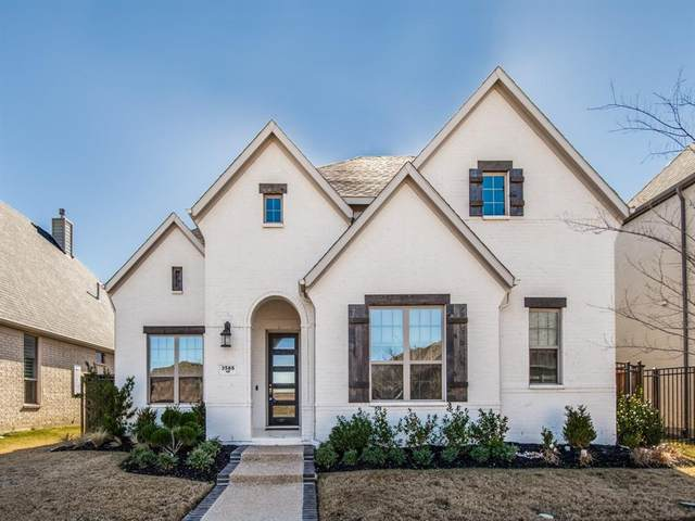 3586 Plum Vista Place, Arlington, TX 76005 (MLS #14504182) :: The Mauelshagen Group