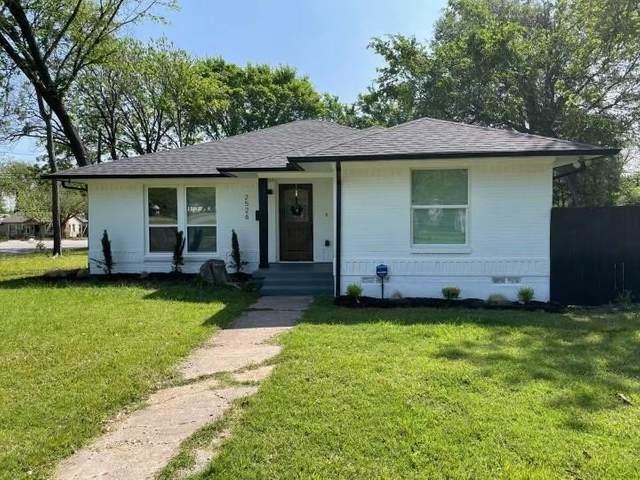 2526 Jim Loftin Road, Dallas, TX 75224 (MLS #14504227) :: Team Hodnett