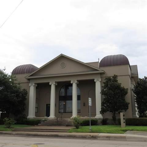 603 W 6th Avenue #202, Corsicana, TX 75110 (MLS #14504453) :: Feller Realty