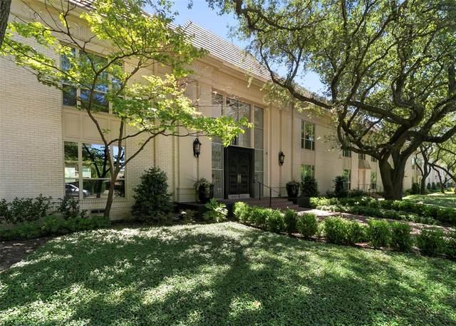 6150 Averill Way 209E, Dallas, TX 75225 (MLS #14504769) :: VIVO Realty