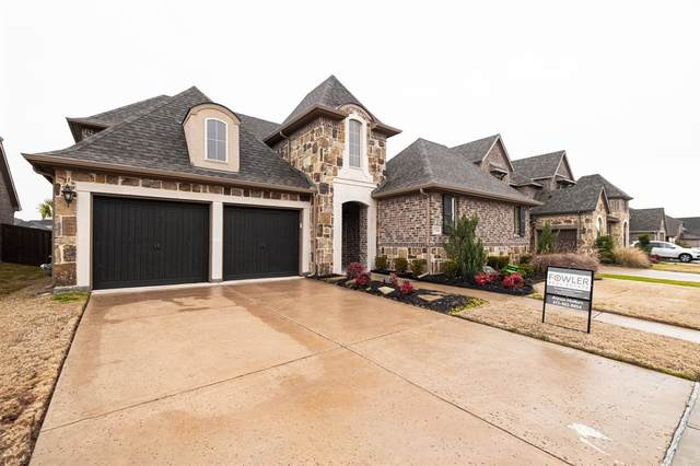 2304 Barton Creek Boulevard, The Colony, TX 75056 (MLS #14505111) :: The Good Home Team