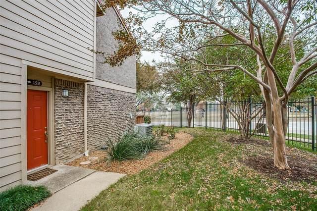 5200 Martel Avenue 15B, Dallas, TX 75206 (MLS #14505241) :: The Good Home Team