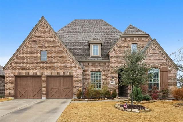 1307 Bideford Way, Forney, TX 75126 (MLS #14505385) :: The Heyl Group at Keller Williams