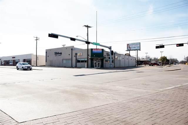 1101 S Hampton Road, Dallas, TX 75208 (MLS #14505594) :: The Kimberly Davis Group