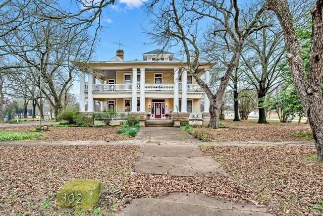 302 S Colket Street, Kerens, TX 75144 (MLS #14505602) :: The Kimberly Davis Group