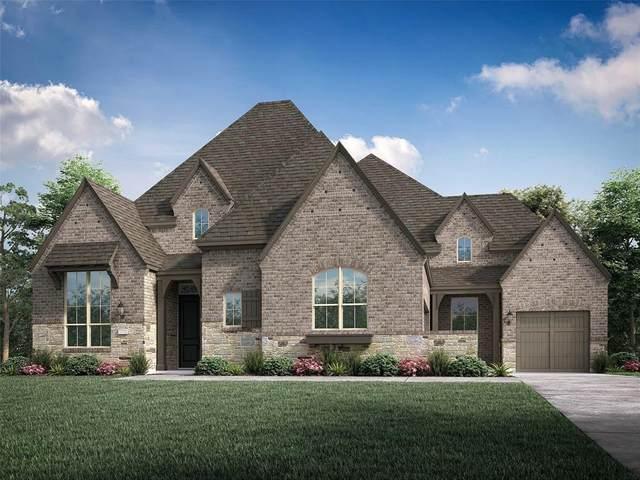 1605 Sampson Lane, Aubrey, TX 76227 (MLS #14505867) :: Real Estate By Design