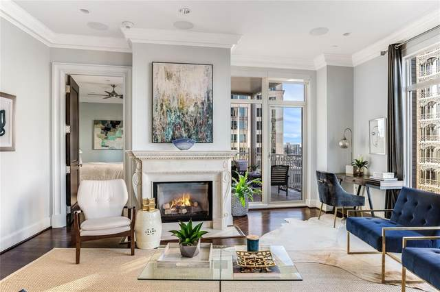 2555 N Pearl Street #1104, Dallas, TX 75201 (MLS #14505934) :: The Hornburg Real Estate Group