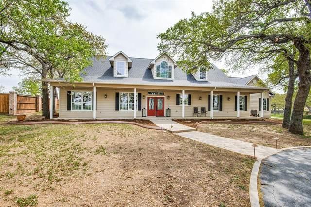 2105 Deer Park Road, Decatur, TX 76234 (MLS #14506076) :: Team Hodnett