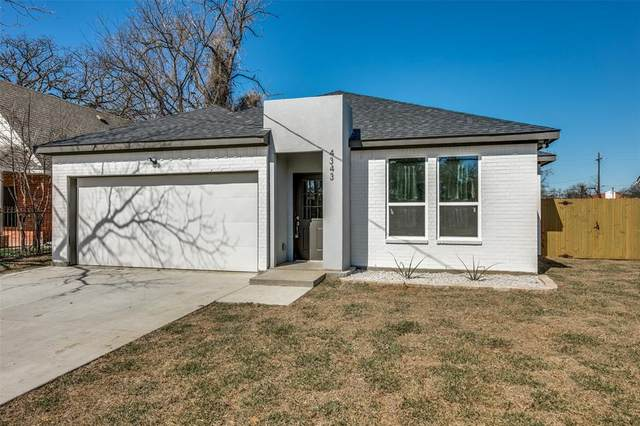 4711 Frank Street, Dallas, TX 75210 (MLS #14506150) :: Team Hodnett