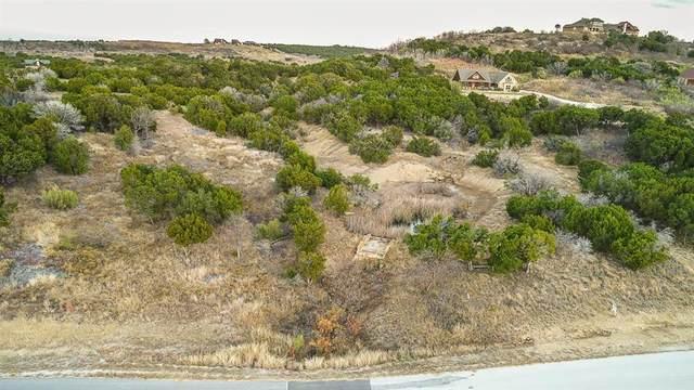 LT 709 Canyon Wren Loop, Possum Kingdom Lake, TX 76449 (MLS #14506177) :: Maegan Brest | Keller Williams Realty