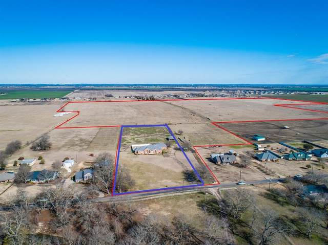 TBD Broadhead Road, Waxahachie, TX 75165 (MLS #14506342) :: The Kimberly Davis Group