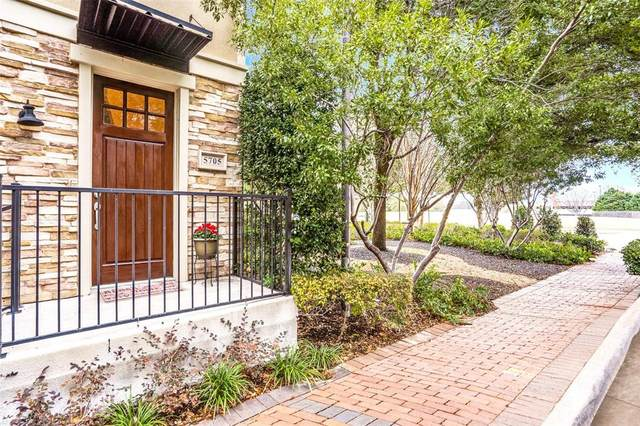 5705 Lunsford Road, Plano, TX 75024 (MLS #14506597) :: Feller Realty