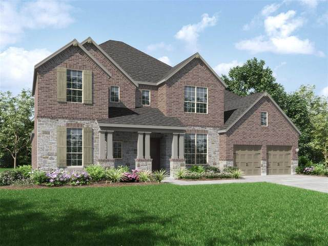 1613 Hanoverian Lane, Aubrey, TX 76227 (MLS #14507110) :: Real Estate By Design
