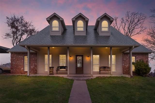 10483 County Road 2803, Eustace, TX 75124 (MLS #14507326) :: The Kimberly Davis Group