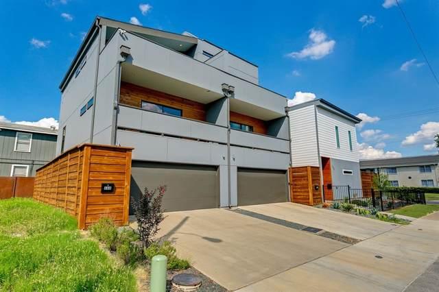 168 S Cisco Street, Dallas, TX 75226 (MLS #14507691) :: Trinity Premier Properties