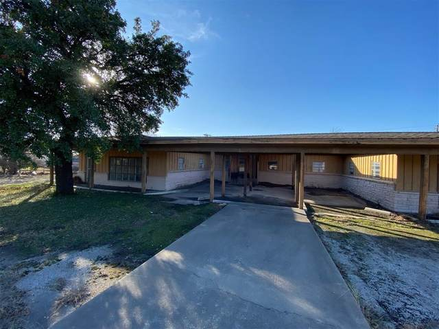 2105 16th Street, Bridgeport, TX 76426 (MLS #14507736) :: All Cities USA Realty