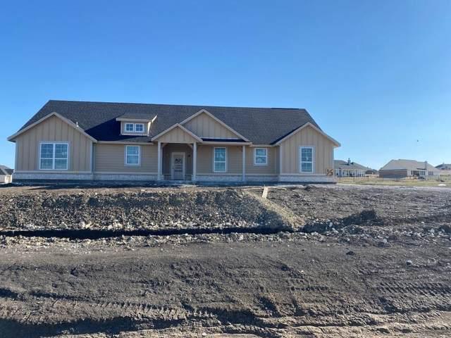 4024 Rockbridge Drive, Weatherford, TX 76085 (MLS #14508132) :: Premier Properties Group of Keller Williams Realty