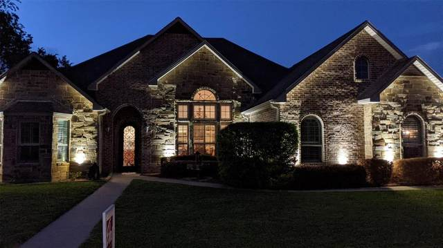 525 Autry Way, Mabank, TX 75147 (MLS #14508142) :: The Chad Smith Team