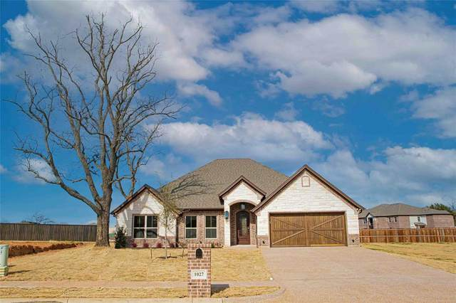 1027 Anna Circle, Granbury, TX 76048 (MLS #14508523) :: Robbins Real Estate Group