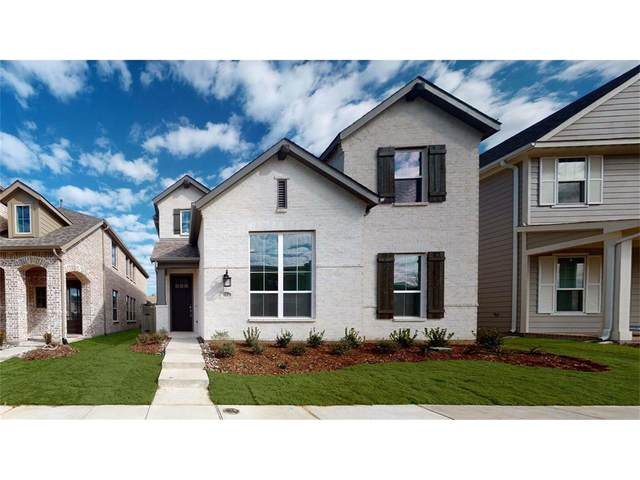 909 East Market Square, Northlake, TX 76247 (MLS #14508572) :: The Kimberly Davis Group