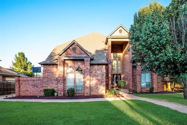 5205 Vicksburg Drive, Arlington, TX 76017 (MLS #14509016) :: All Cities USA Realty