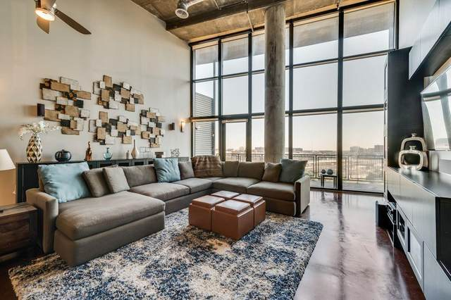 3110 Thomas Avenue #921, Dallas, TX 75204 (MLS #14509120) :: Trinity Premier Properties