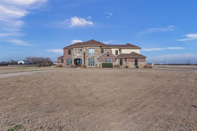 208 Martingale Trail, Oak Point, TX 75068 (MLS #14509302) :: Real Estate By Design