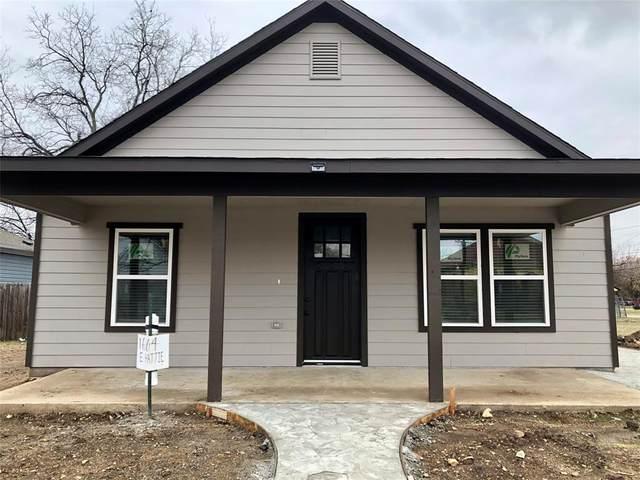 1604 E Hattie Street, Fort Worth, TX 76104 (MLS #14509679) :: Robbins Real Estate Group