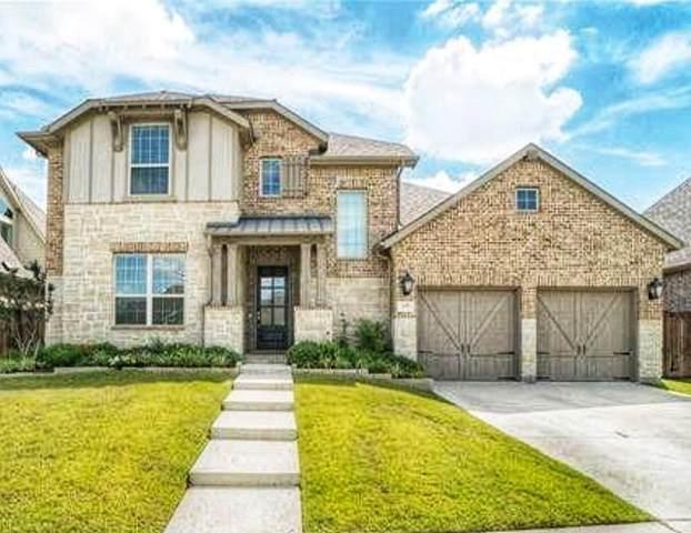 13725 Green Hook Road, Aledo, TX 76008 (MLS #14509780) :: Jones-Papadopoulos & Co
