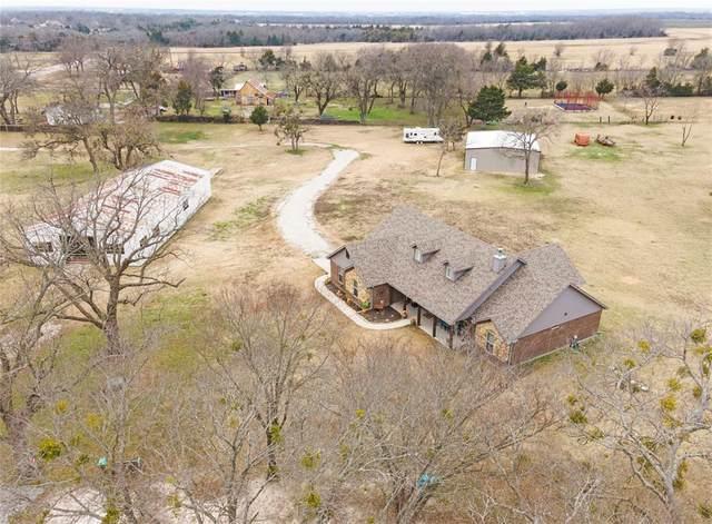 2621 Fm 1827, Mckinney, TX 75071 (MLS #14509812) :: Real Estate By Design