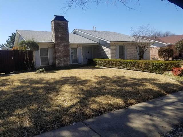1714 Cherokee Trail, Plano, TX 75023 (#14509854) :: Homes By Lainie Real Estate Group