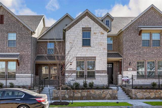 6804 Meadow Crest Drive, North Richland Hills, TX 76180 (MLS #14510634) :: The Property Guys