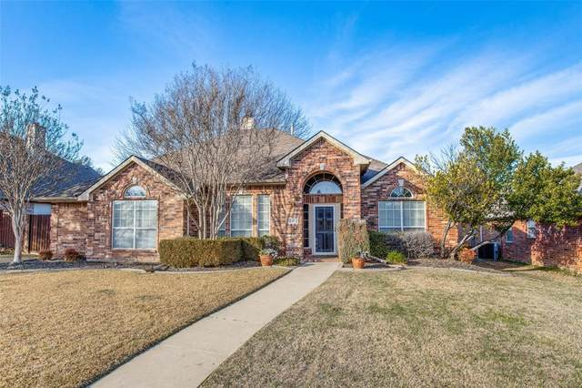 2409 Trailwest Lane, Plano, TX 75025 (MLS #14510852) :: Robbins Real Estate Group