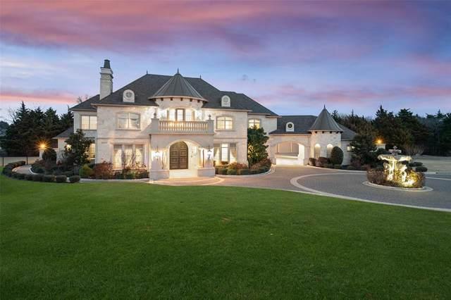 4686 Lake Breeze Drive, Mckinney, TX 75071 (MLS #14510868) :: The Property Guys