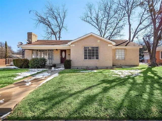 1816 N Riverside Drive, Fort Worth, TX 76111 (MLS #14511250) :: Team Hodnett