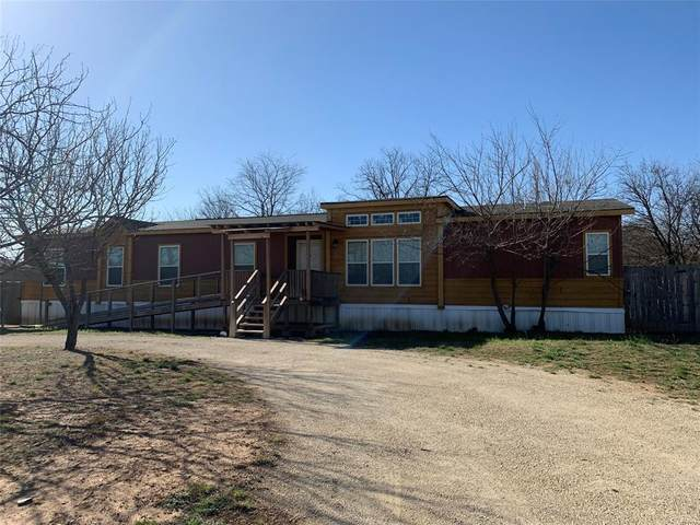 703 W 4th Street, Coleman, TX 76834 (MLS #14511378) :: The Kimberly Davis Group