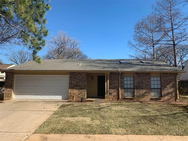 3724 Windsong Lane, Bedford, TX 76021 (MLS #14511576) :: All Cities USA Realty