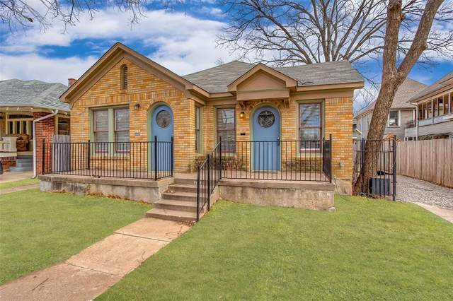 1911 College Avenue, Fort Worth, TX 76110 (MLS #14511643) :: The Kimberly Davis Group