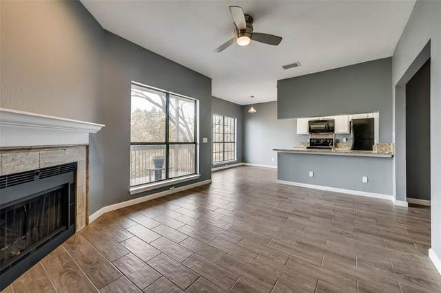 7340 Skillman Street #1002, Dallas, TX 75231 (MLS #14511649) :: The Hornburg Real Estate Group