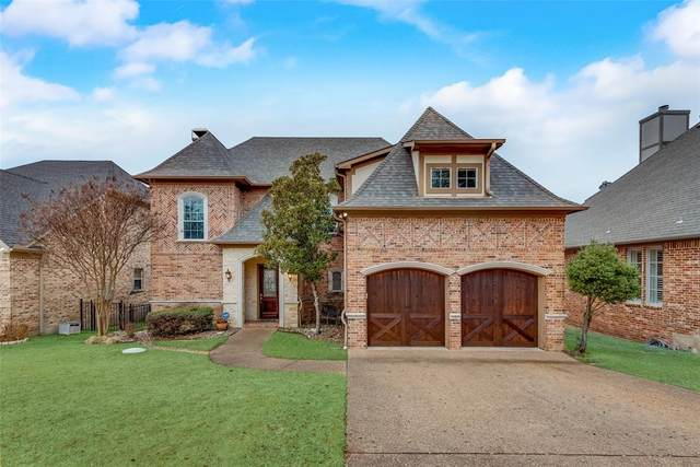 218 Hide A Way Drive, Mabank, TX 75156 (MLS #14511664) :: HergGroup Dallas-Fort Worth