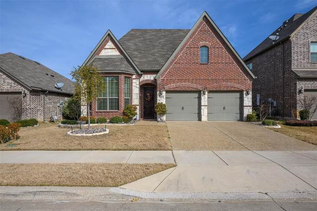 913 Lake Meadow Lane, Little Elm, TX 75068 (MLS #14511734) :: Robbins Real Estate Group