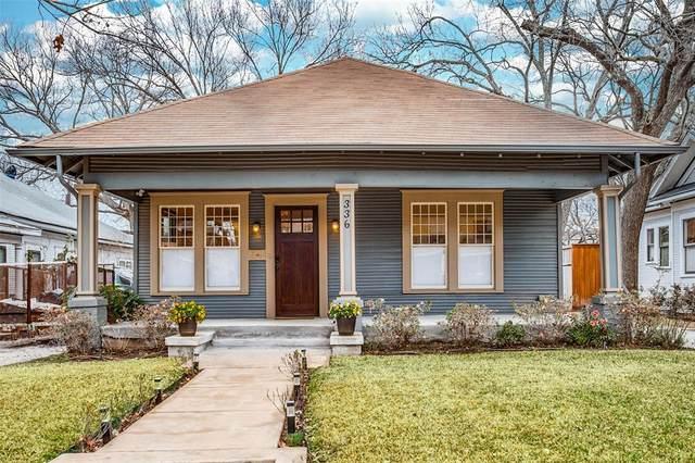 336 S Edgefield Avenue, Dallas, TX 75208 (MLS #14512036) :: Robbins Real Estate Group