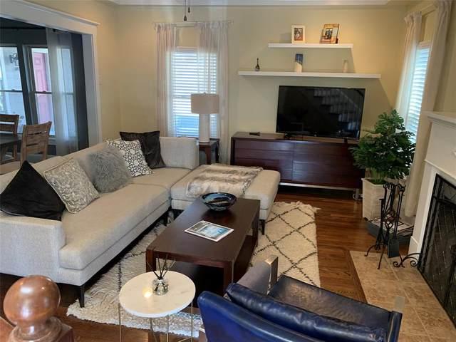 4532 Calmont Avenue, Fort Worth, TX 76107 (MLS #14512953) :: Premier Properties Group of Keller Williams Realty