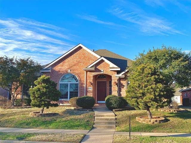 1406 Greenwich Drive, Allen, TX 75013 (MLS #14513089) :: The Property Guys