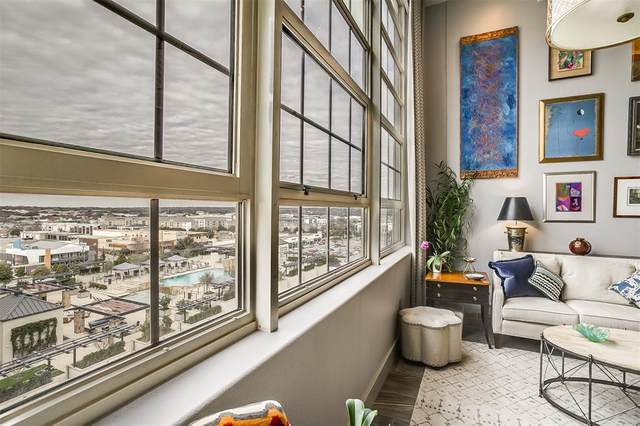 2600 W 7th Street #2720, Fort Worth, TX 76107 (MLS #14513738) :: The Hornburg Real Estate Group