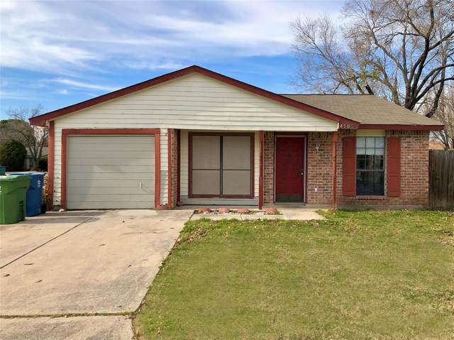 4500 Jenkins Street, The Colony, TX 75056 (MLS #14513802) :: NewHomePrograms.com